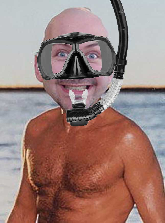 Scuba Diver Diet