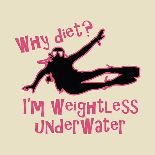 Diving Diet