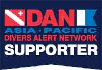 Banner for the Divers Alert Network